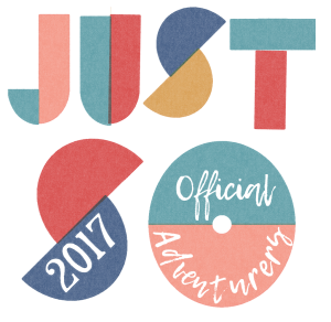 Just So 2017 Official Adventurers Badge