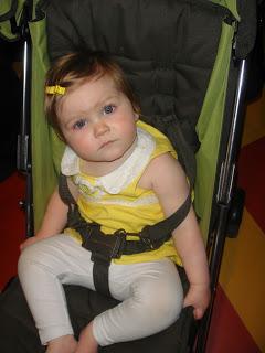 Chloe at LEGOLAND Discovery Centre