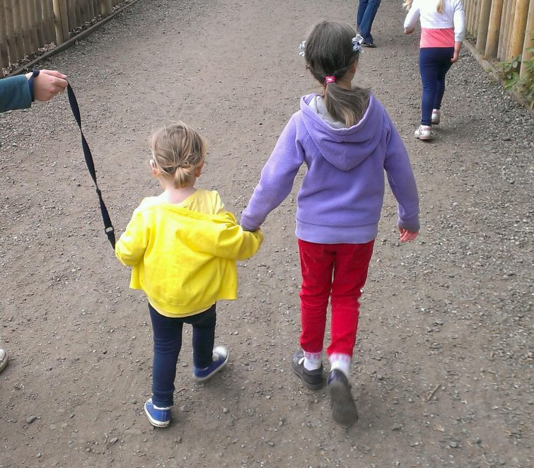 Yorkshire Wildlife Park - Chloe & Emily