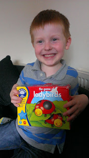Orchard Toys – Ladybirds – Review