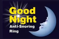 Good Night Anti-Snoring Ring
