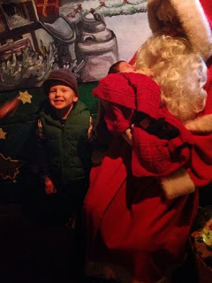 Father Christmas at Tatton Park