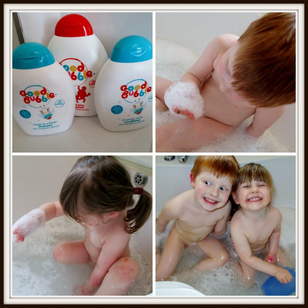 Good Bubble bath products