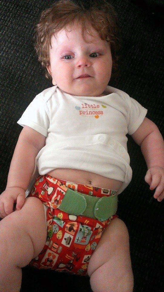 Tots Bots for Real Nappy Week