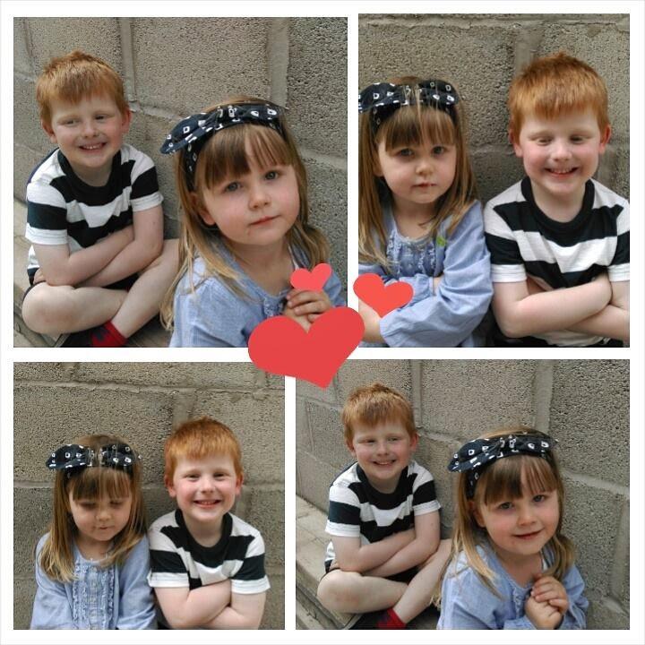 Siblings x