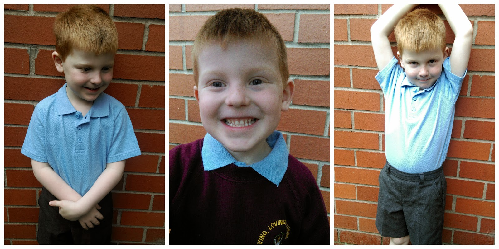 78aedb8bfd Matalan School Uniform - Review - We're going on an adventure