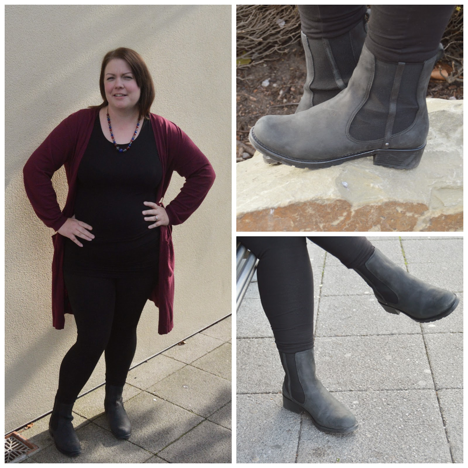 My new Clarks winter boots - Review