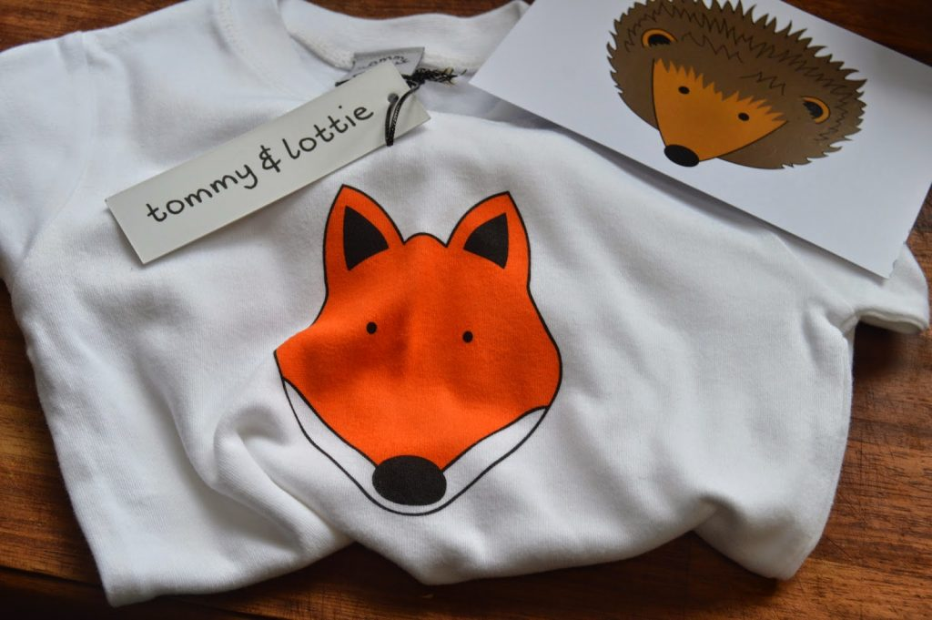 tommy & lottie fox tee