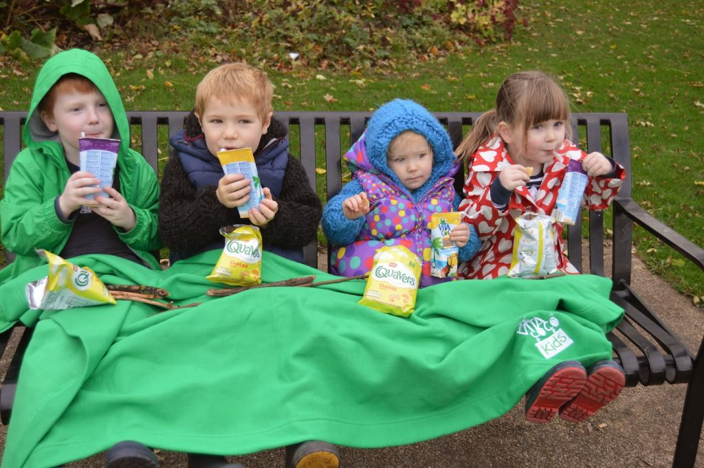 An Autumnal Picnic with Vita Coco