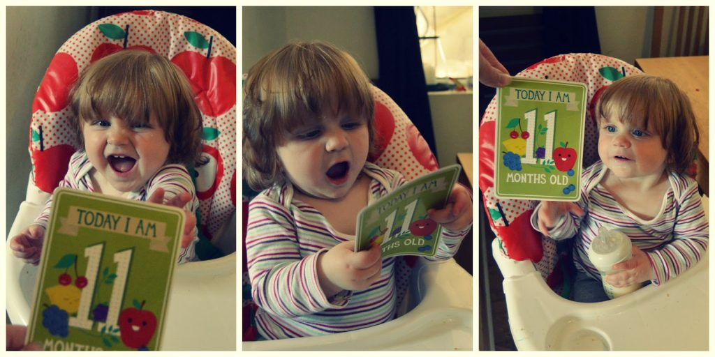 11 Months Old – Amy Watch