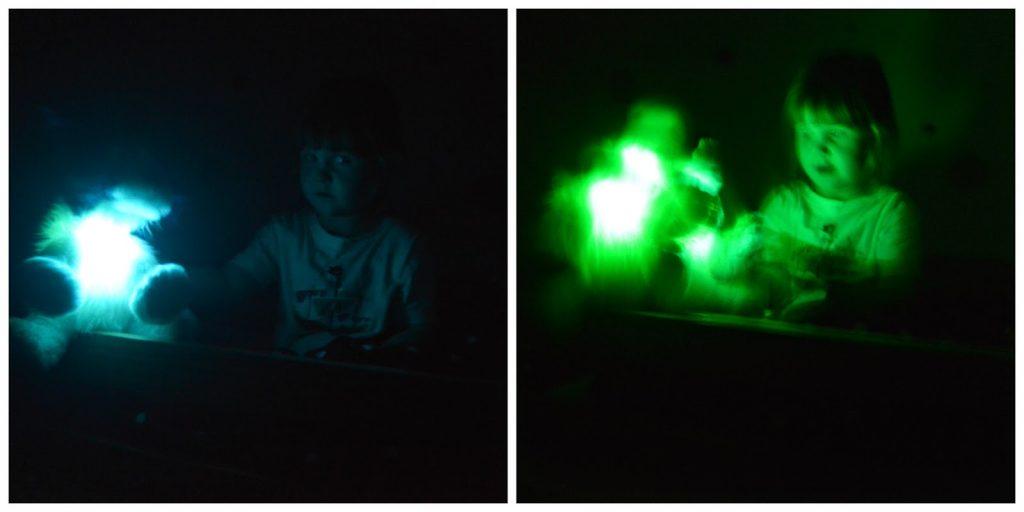 Russell night light
