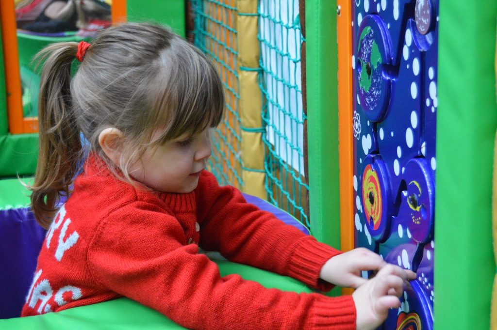 GreenWood Forest Park soft play
