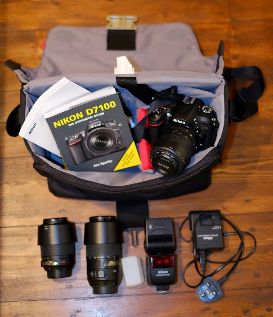 Manfrotto Unica V Camera Bag – Review