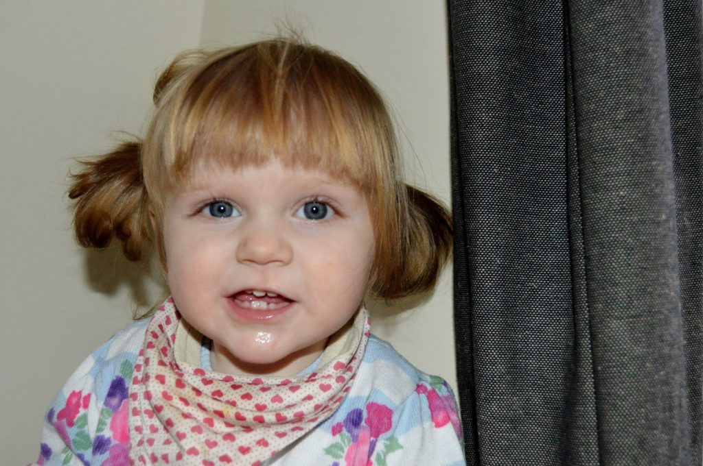 Fourteen Months Old – Amy Watch