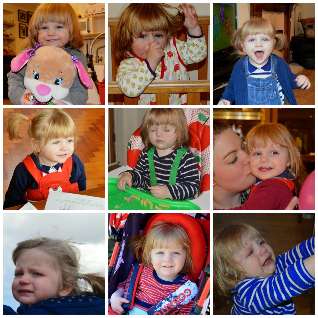 Sixteen Months Old – Amy Watch