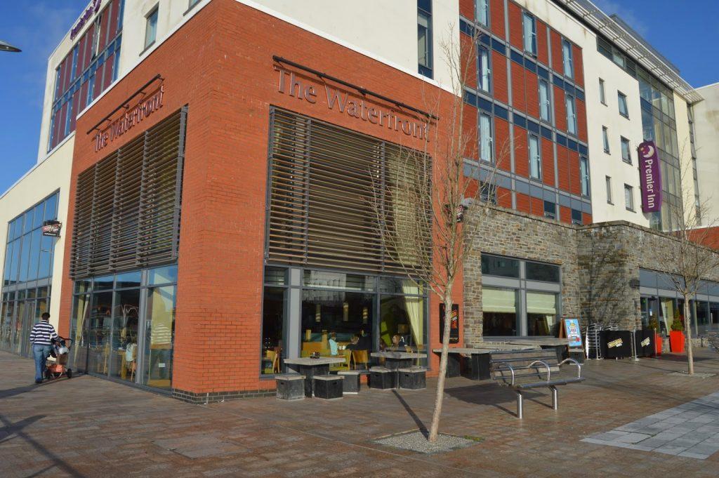 Premier Inn, Swansea Waterfront – #SwanseaBayMoments – Review