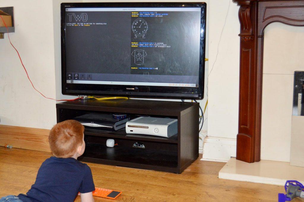 Kano - coding for kids using Raspberry Pi