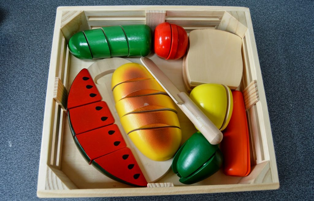 Melissa & Doug wooden food sets from House of Fraser – Review