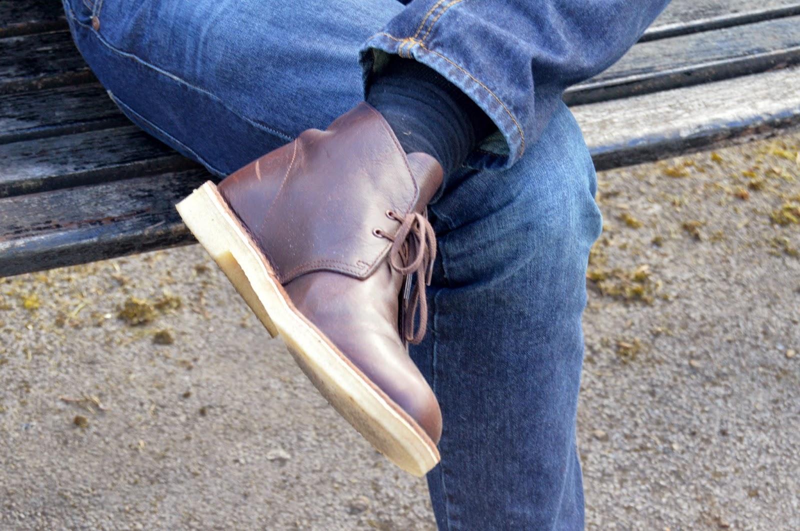 63c534f0c04 Clarks Original Desert Boots - Review - We're going on an adventure