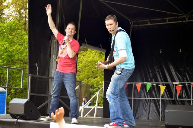 Alex Winters & Mr Yipadee at Geronimo Festival