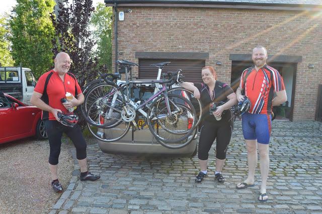 Great Yorkshire Bike Ride 2015