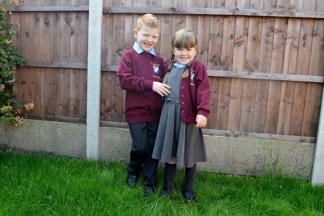 School Uniform from Asda #GettingCoolForSchool – Review