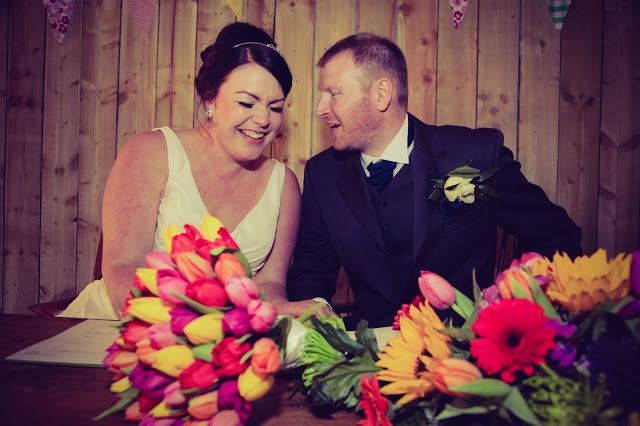 York Maze wedding venue - we got married at York Maze in 2012