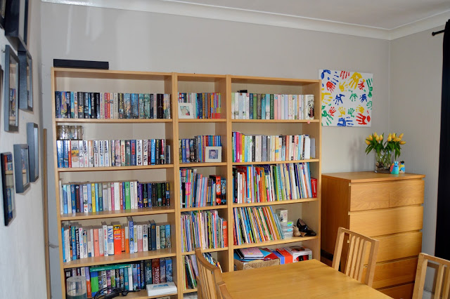 Billy book shelves and malm chest of drawers