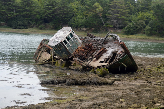 shipwreck - Benodet