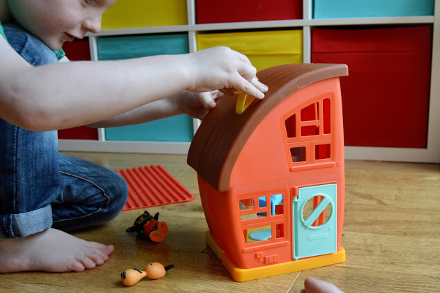 bing house play set from Fisher Price