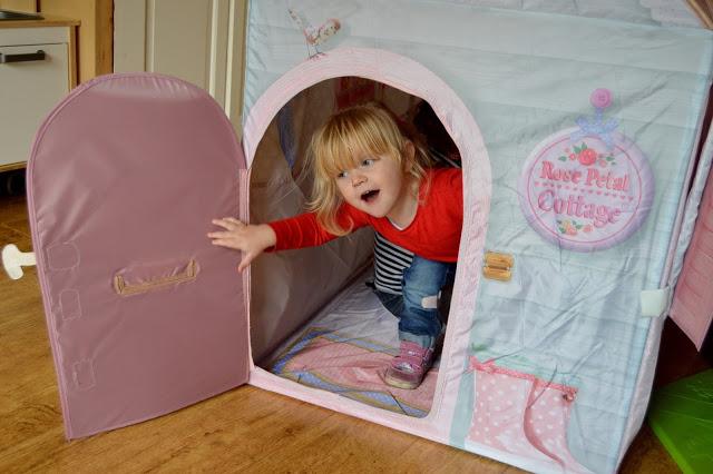 Toddler playhouse