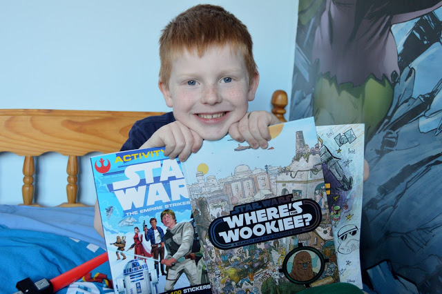 Star Wars Reads – Review
