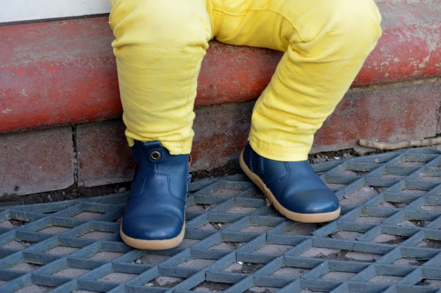 navy boots for toddler