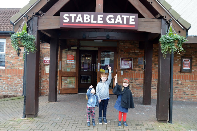 Stable Gate, Brewer's Fayre - Denton