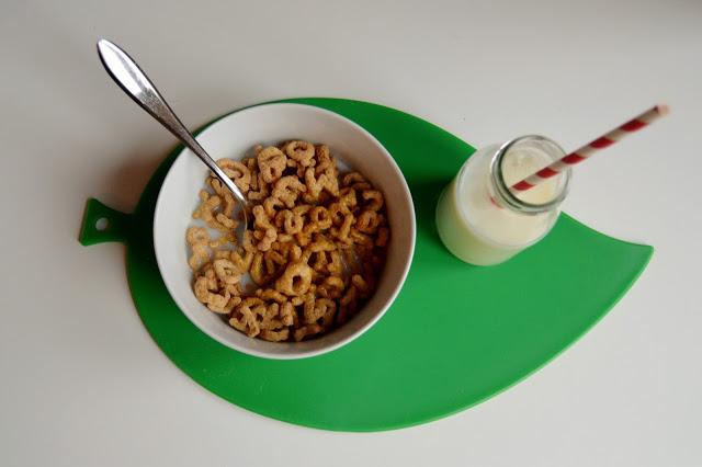 Alphabites – A No Nonsense Breakfast Cereal