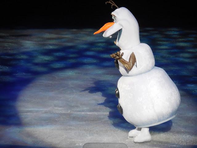 Disney on Ice - Olaf