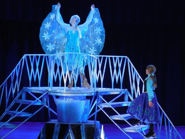 Disney on Ice - Anna & Elsa