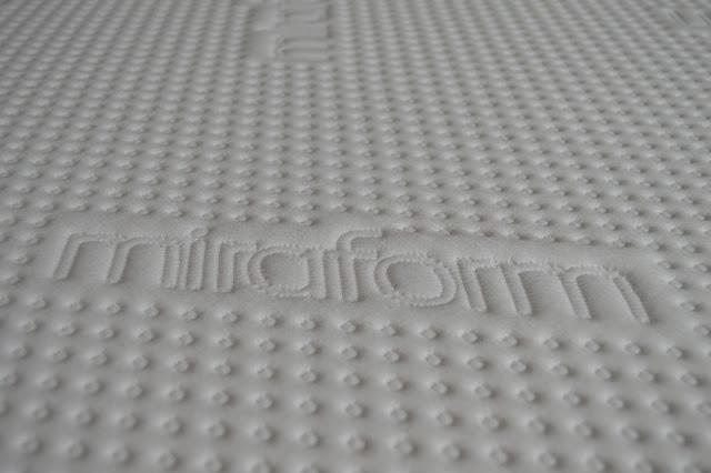 Silentnight Miraform mattress cover