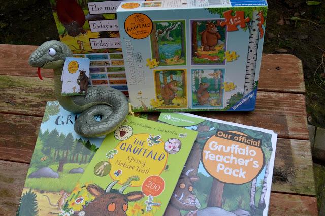 Gruffalo Teacher's Pack