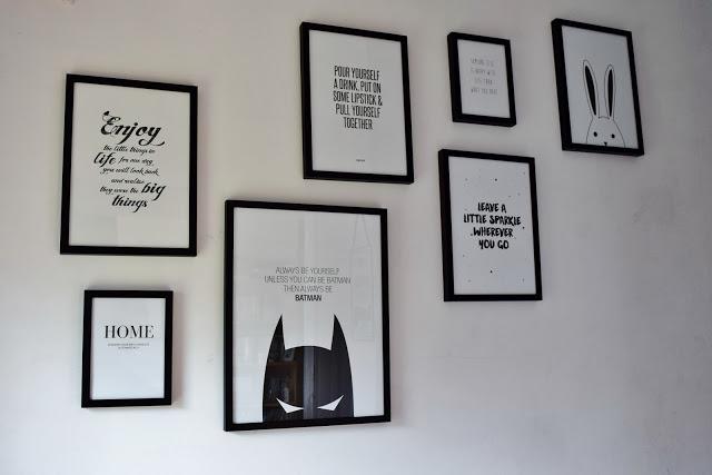 Desenio monochrome gallery