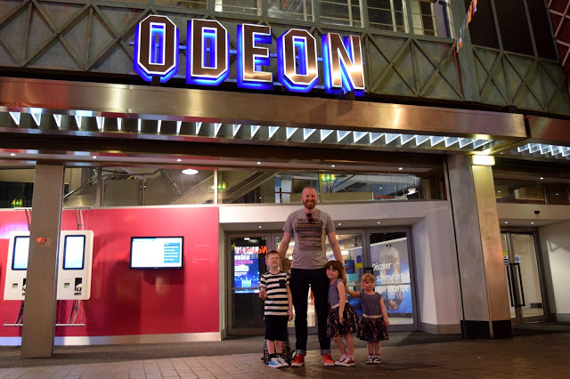 Odeon at The Printworks
