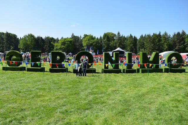 Geronimo Festival 2016, Tatton Park – Review