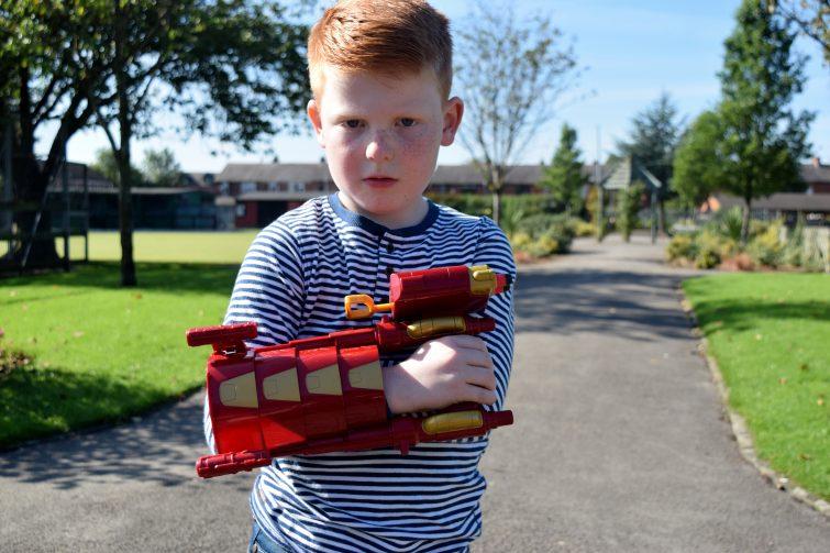 Iron Man Arm Blaster