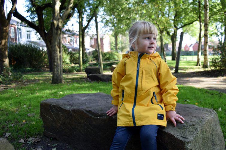 Amy yellow coat