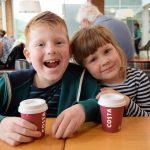 Stopping at Watford Gap for Costa