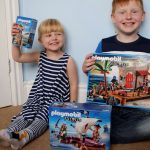 PLAYMOBIL Pirates - Ben & Amy show off their new sets