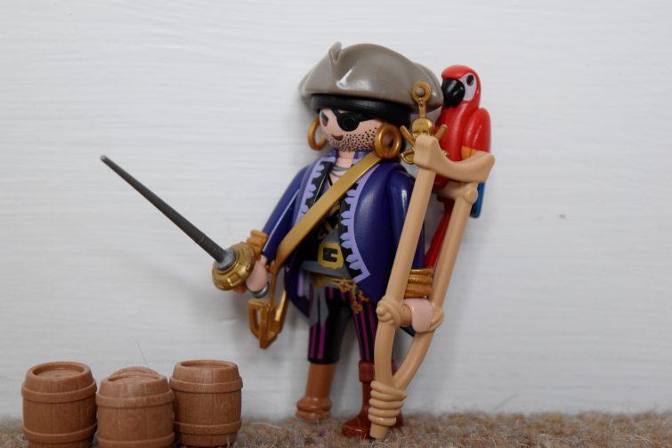 PLAYMOBIL Pirate - 6684