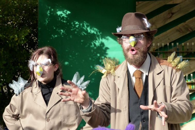 The Enchantment of Chester Zoo - Owl Team