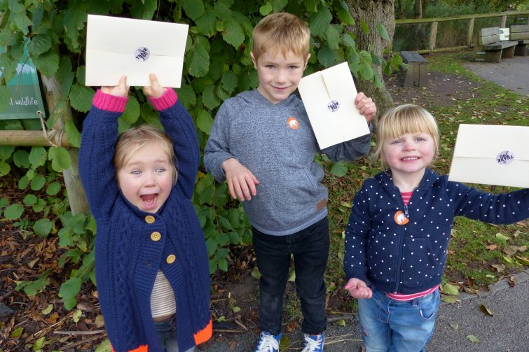 Successful completion of The Enchantment of Chester Zoo