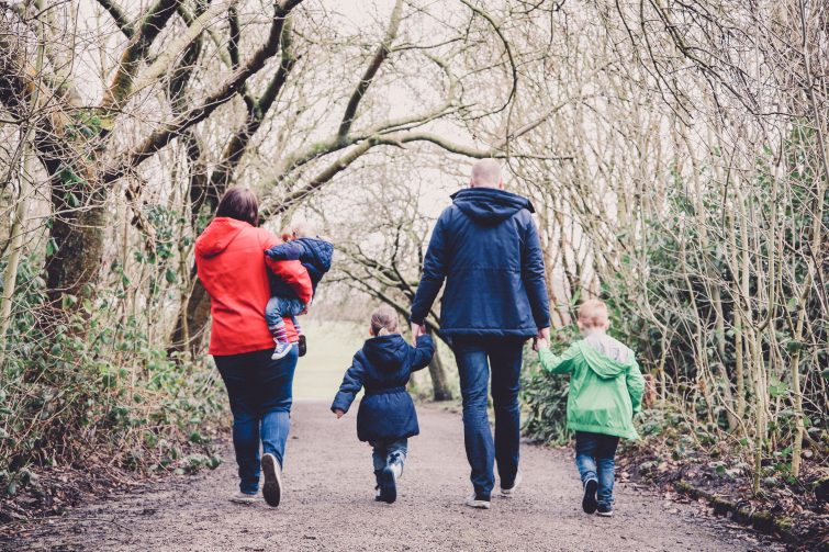 The most you can spend on any child is time – Word from the Mr